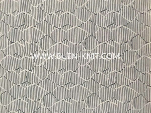 fabric knitted jacquard